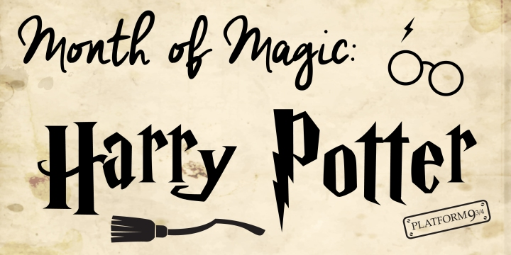Month of Magic: A Hogwarts Party for Two