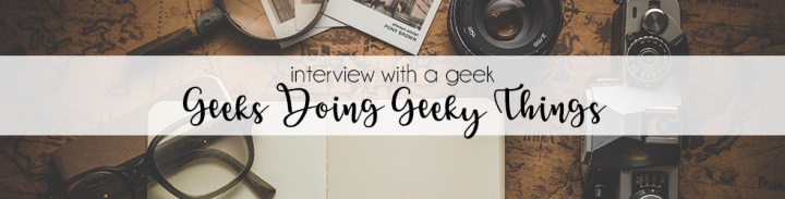Geeks Doing Geeky Things: Rebeccah Hartline of Hartline Art