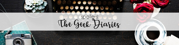 Spoilers! Meet Megan: the Geek Behind the Keyboard