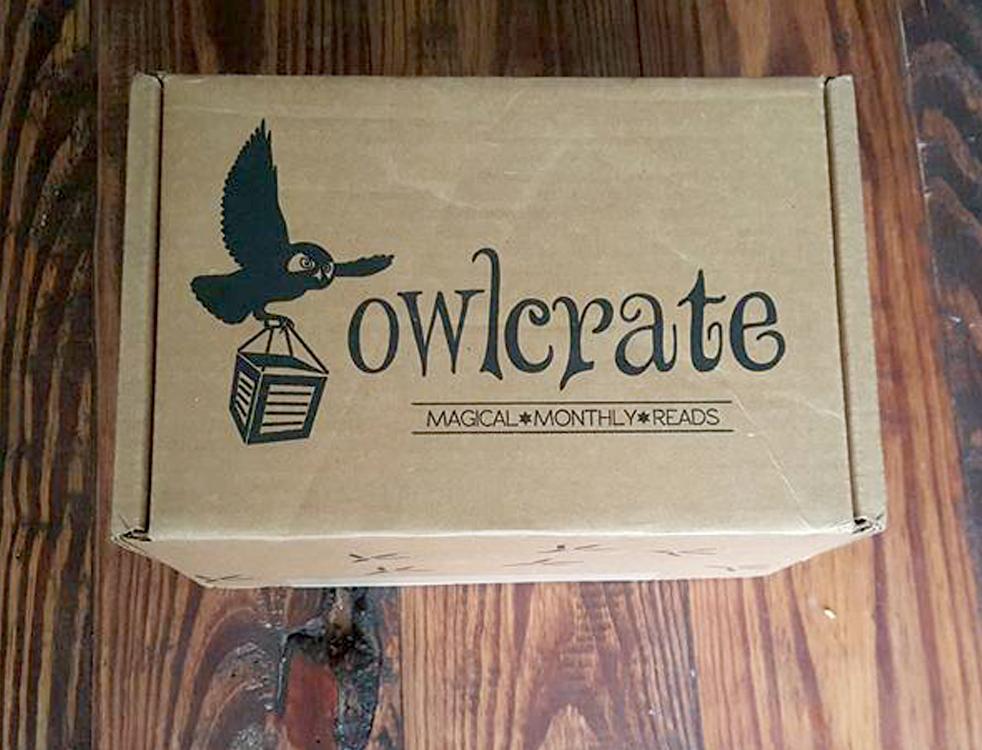 OwlcrateBox