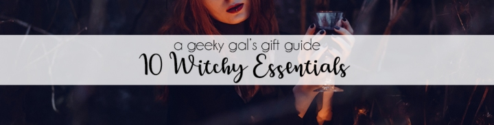 Gift Guide: 10 Witchy Essentials