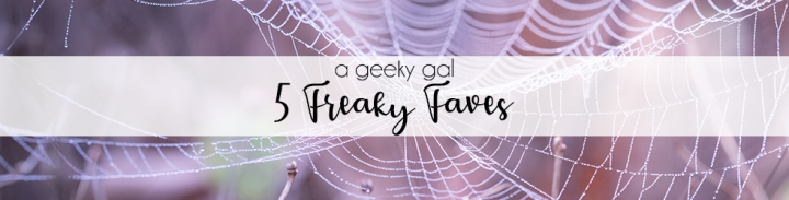 5 Freaky Faves: Scary Shows