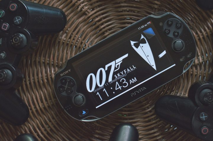 black-psvita-with-007-skyfall-wallpaper-790479
