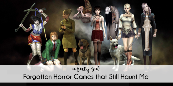 5 Forgotten Horror Games that Will Haunt You for Years… [5 FreakyFaves]